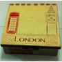 Caixa Mdf Tema Londres.