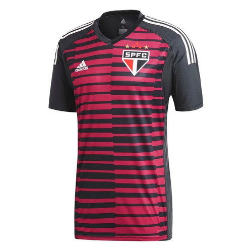 Camisa São Paulo Goleiro 18-19 ( Pronta Entrega ) C video 0bab549d18aa5