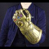 Luva Thanos Guerra Infinita - Manopla Do Infinito