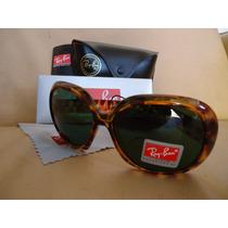 Óculos Jackie Ohh 4098 Tartaruga Lentes Verdes