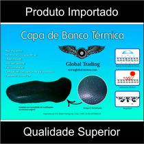 Capa Térmica Importada P/ Banco Moto Cg Fan 125/150/160cc