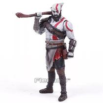 Boneco Kratos God Of War 4  Novo Pronta Entrega Lançamento