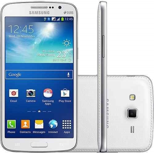 Samsung Galaxy Gran Duos 2 G7102 Branco 8mp Tv