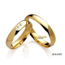 Alianças De Casamento - Os Diamantes São De Presente