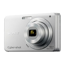 Camera Sony Dsc-w180 Original Nova 10.1mp Completa