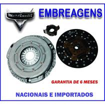Kit De Embreagem Ford Ka, Ford Fiesta Com Atuador Hidraulico