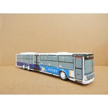 Onibus Urbano S 319 Nf Viação Redentor Ho 1/87 Hbm