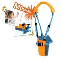 Andador Portátil Manual Suspenso Para Bebês - Moon Walk