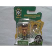 Minicraques - Soccerstarz - Neymar Jr # 10 - Brasil