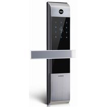 Fechadura Digital Eletronica Com Senha Cartão +macaneta Yale