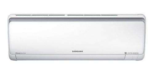 Ar Condicionado Samsung Digital Inverter Split Frio 9000btu/h Branco 220v Ar09mvspbgm