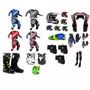 Kit Equipamentos Ims Top Completo Motocross Trilha Enduro