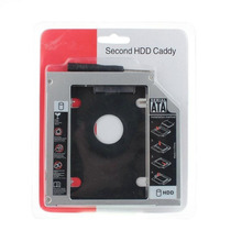Adaptador Dvd P/ Hd Ou Ssd Notebook Drive Caddy 9,5mm Sata