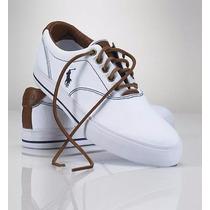 Tênis | Sapatênis Polo Ralph Lauren Original - Frete Grátis