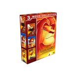 Box Trilogia O Rei Leão Dvd Dublada E Legendada