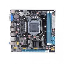 Placa Mãe Lga 1155 H61 Ddr3 Bluecase Micro Atx Bmbh61-s