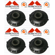 Kit 04 Buchas Balança Bandeja Citroen C3 - Mobensani - Novas