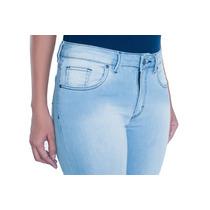 Calça Jeans Flare Clara Polo Collection