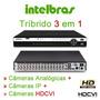 Dvr Intelbras 32 Canais 1032 Hdcvi 720p Tríbrido Lançamento