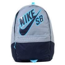 Mochila Masculina Nike Sb Piedmont Cinza 26l