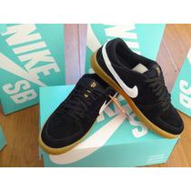 Tênis Nike Sb Skate Nike Esqueitista Nike Skatista Costurado