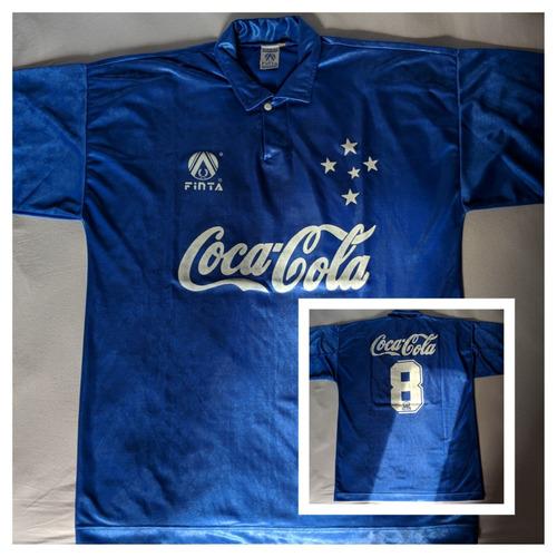 Camisa Cruzeiro 1994   Toninho Cerezo 9454d26c6a75d