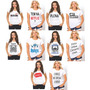 Kit 10 Camisetas Femininas Engraçadas Revenda Atacado K03