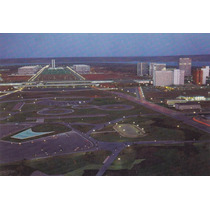 6 Postais Brasília Diferentes - Novos - Década 1970 - Lote 2