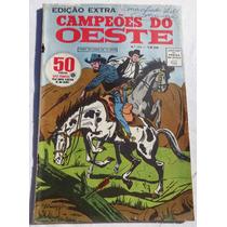 Campeões Do Oeste Magazine - Edição Extra Nº 123 - Kid Colt