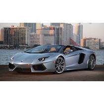 Roda Lamborghini Aventador Aro 20 4/5 Furos Corolla Civic Et