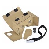 Oculos 3d Realidade Virtual Google Cardboard Pronta Entrega