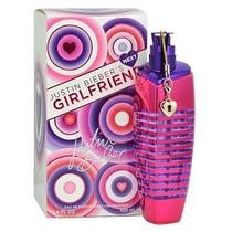 Girlfriend By Justin Bieber Feminino Edp 100ml - Oiginal