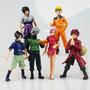 Kit Festas Naruto Uzumaki Kit 6 Bonecos Aniversários