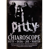 Dvd Pitty Chiaroscope Novo Lacrado