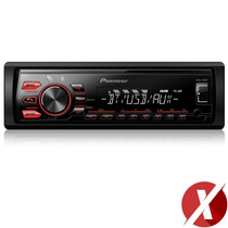 Som Automotivo Pioneer Mvh-288bt Bluetooth