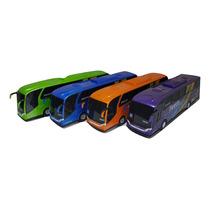 Carrinho Ônibus Iveco 45 Cm Brinquedo Para Meninos 3 Anos
