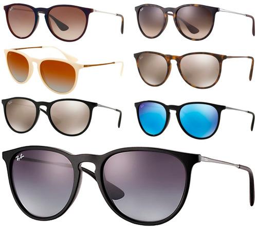 Óculos Sol Ray-ban Rb4171 Erika Original Masculino Feminino 5da8857572