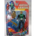 Bonecos Liga Da Justiça  Lanterna Verde  + Brinde