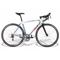Bike Caloi Strada Speed Aro 700 Shimano Claris 16v