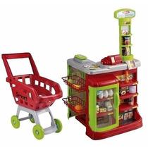 Supermercado Para Criança Ensinar Aprender Comprar Na Feira