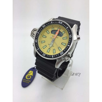 4e196f945fd Relogio Atlantis Aqualand Jp2000 Original Serie Prata à venda em ...