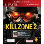 Jogo Killzone 2 Playstation 3 Lacrado Midia Fisica Greatest