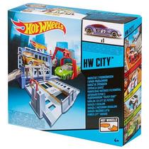 Pista Hotwheels Super Garagem C/ 1 Veiculo - Mattel !!!