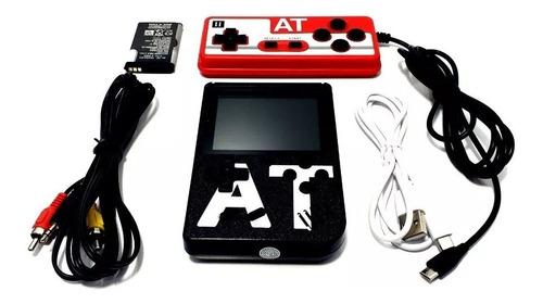 Mini Game Portátil Retrô  400 Jogos Super Nintendo Vídeo