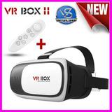 Óculos 3d Vr Box 2.0 Realidade Virtual Android Ios