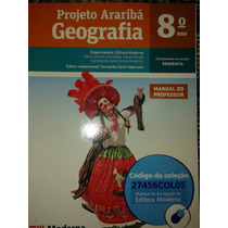 Projeto Arariba Geografia 8° Ano Do Professor