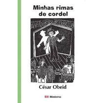 Minhas Rimas De Cordel - Cesar Obeid