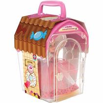 Boneca Cupcake Surpresa Casa Estrela