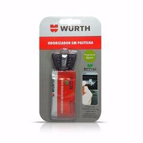 Odorizador Automotivo Em Pastilhas Wurth - Cheirinho Carros