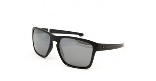 d7ecc7dcd Óculos De Sol Oakley Sliver Xl 9341-15 Acetato Polarizado